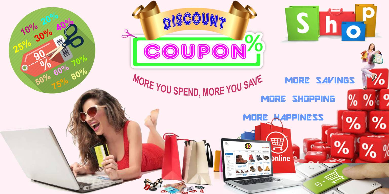 Best Online Shopping Discount Coupons