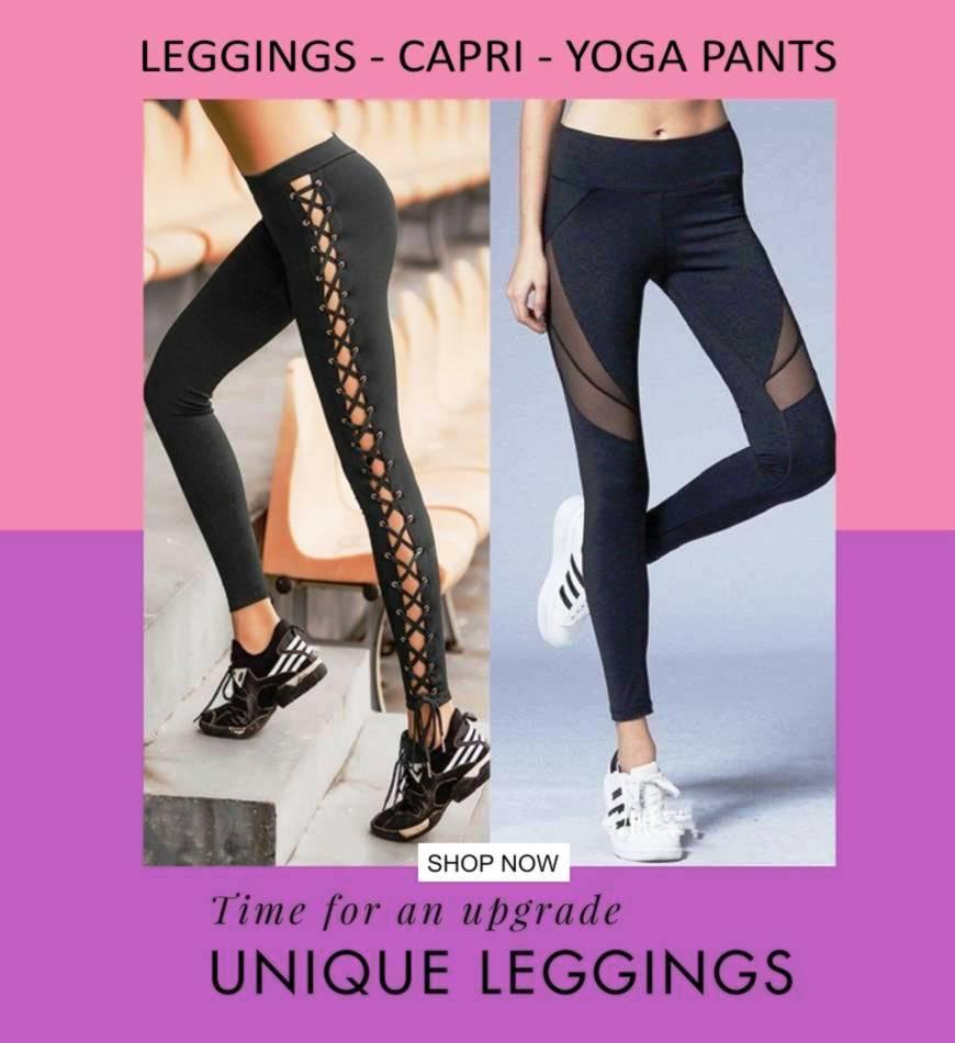 yoga pant and legging