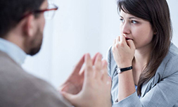Anxiety psychotherapy