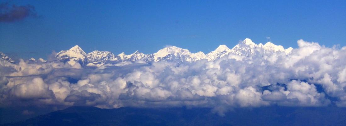 Comment je suis arrivée au Népal, et pourquoi je ne peux plus en repartir.