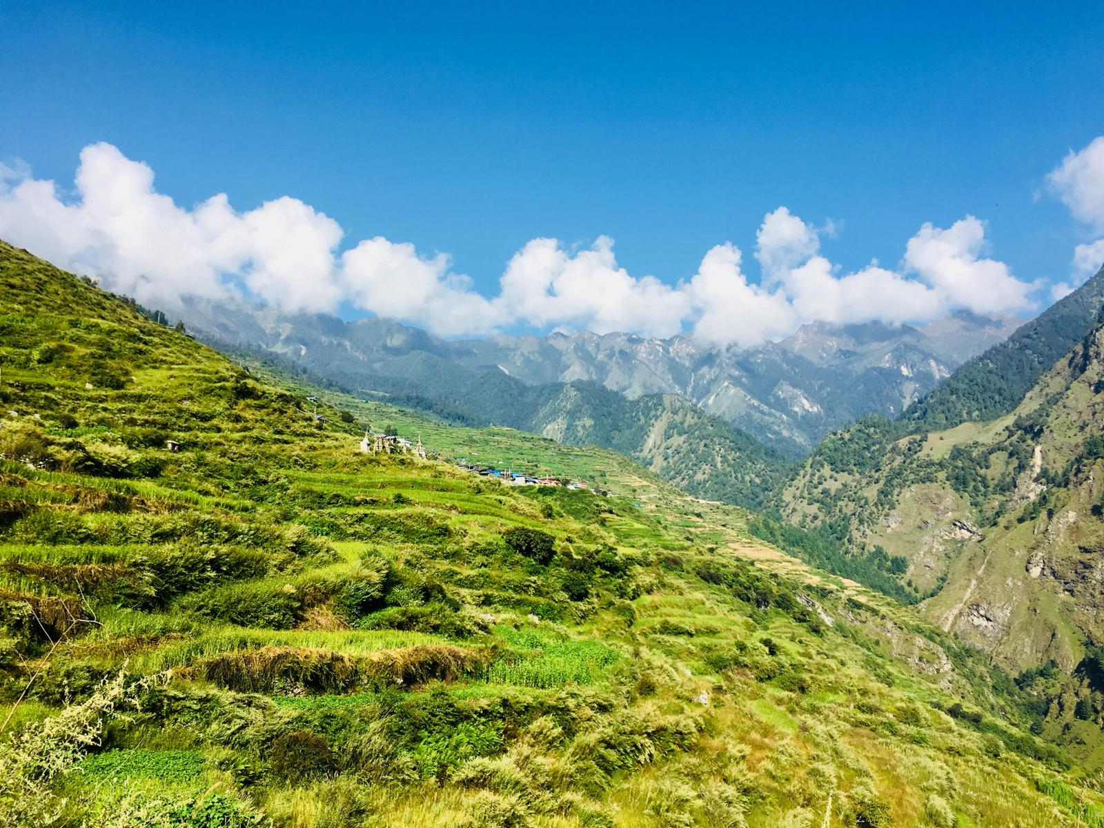 Reportage photo ; Trek du patrimoine Tamang avec Rojina