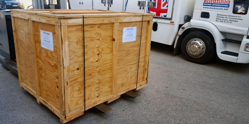 LCL Transporte y Envíos Marítimos