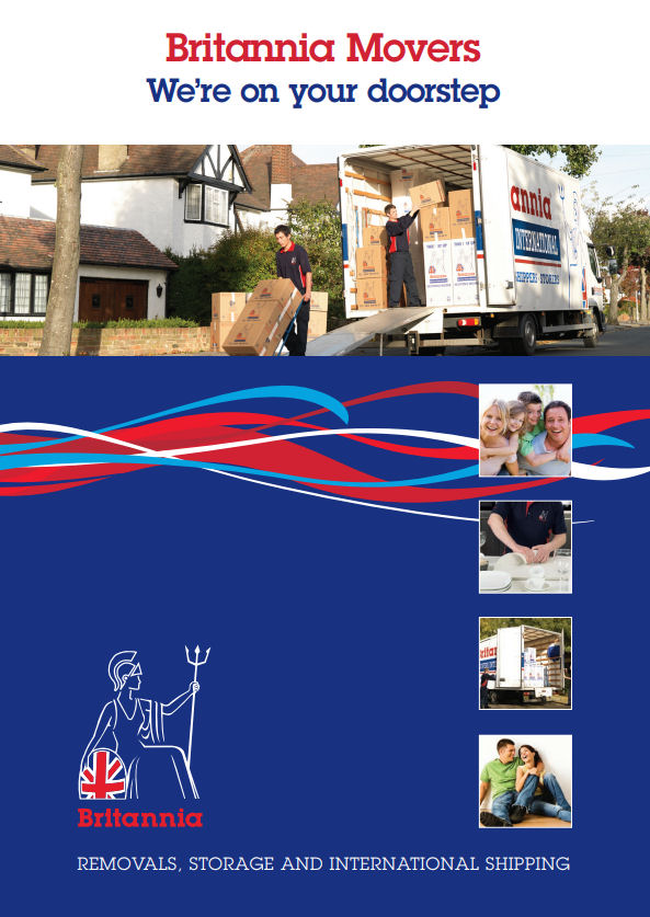 Local Removals Brochure