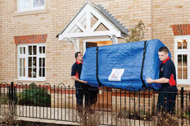 Funda de sofá - Mudanzas Britania SL