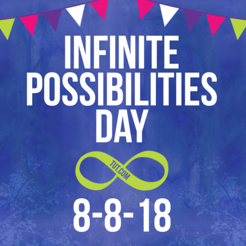 Happy Infinite Possibilities Day!