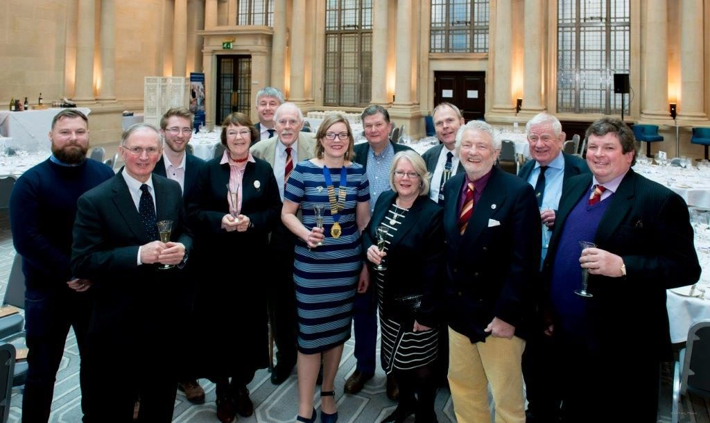 West of England Wine and Spirits Association Committee 2017-18