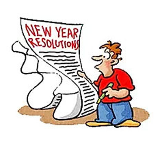 How to Keep Those New Year's (or any) Resolutions