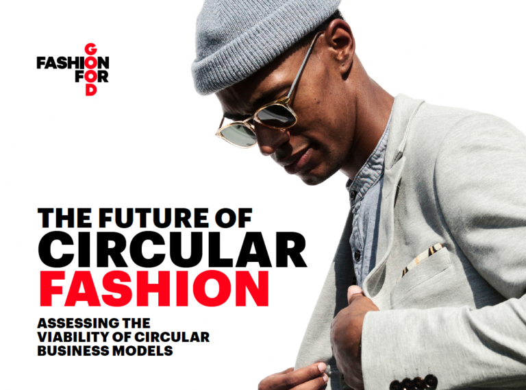 Circular business models in fashion