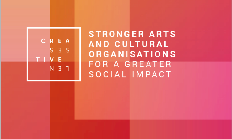 The Creative Lenses research on business models in the arts