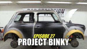 Bad obsession motorsports – Project Binky