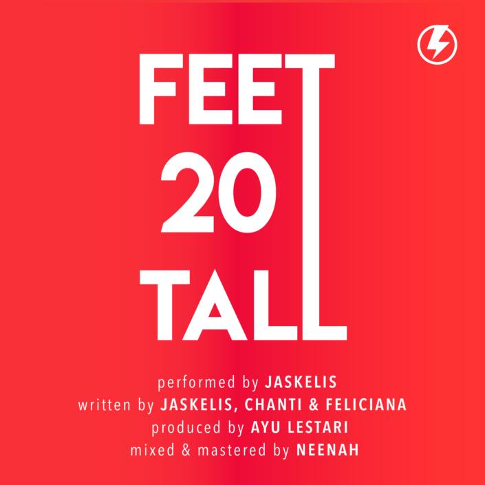 20 Feet Tall