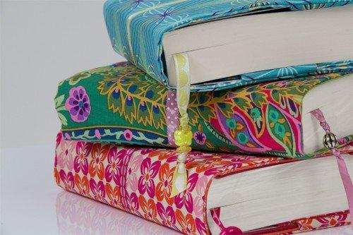 Bild Nähanleitung Buchhülle von Pattydoo