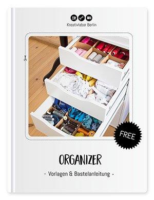 Coverbild für den Organizer von Kreativlabor Berlin - Mit Vorlagen & Bastelanleitung