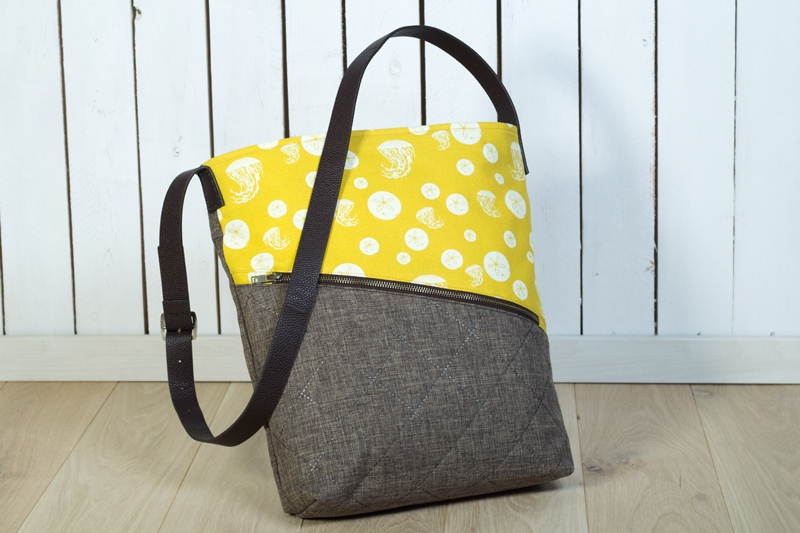 Kostenlose Nähanleitung Tasche