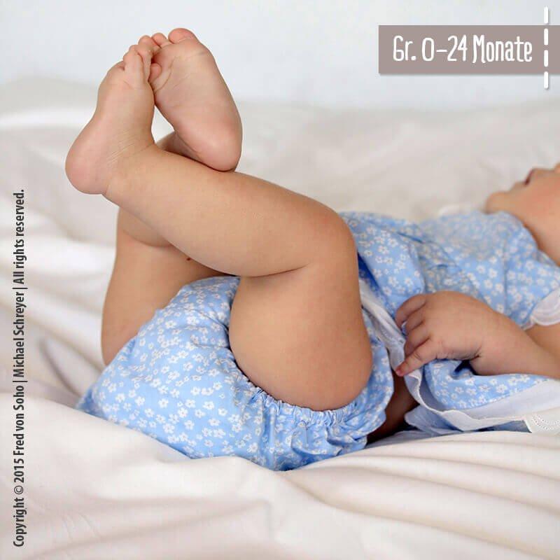 Windelhose für Babys nähen