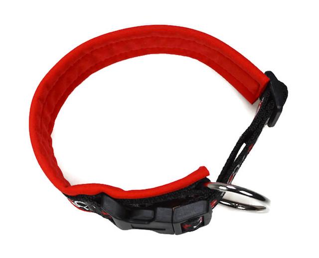 Einfaches Halsband für Hunde nähen