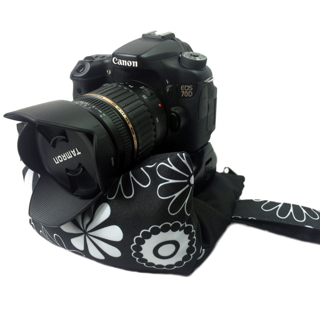 Alternative als Sack für ein Kamerastativ nähen