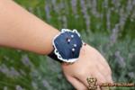 Nadelkissen-Armband nähen, um Stecknadeln beim Abstecken und Nähen immer griffbereit zu haben.