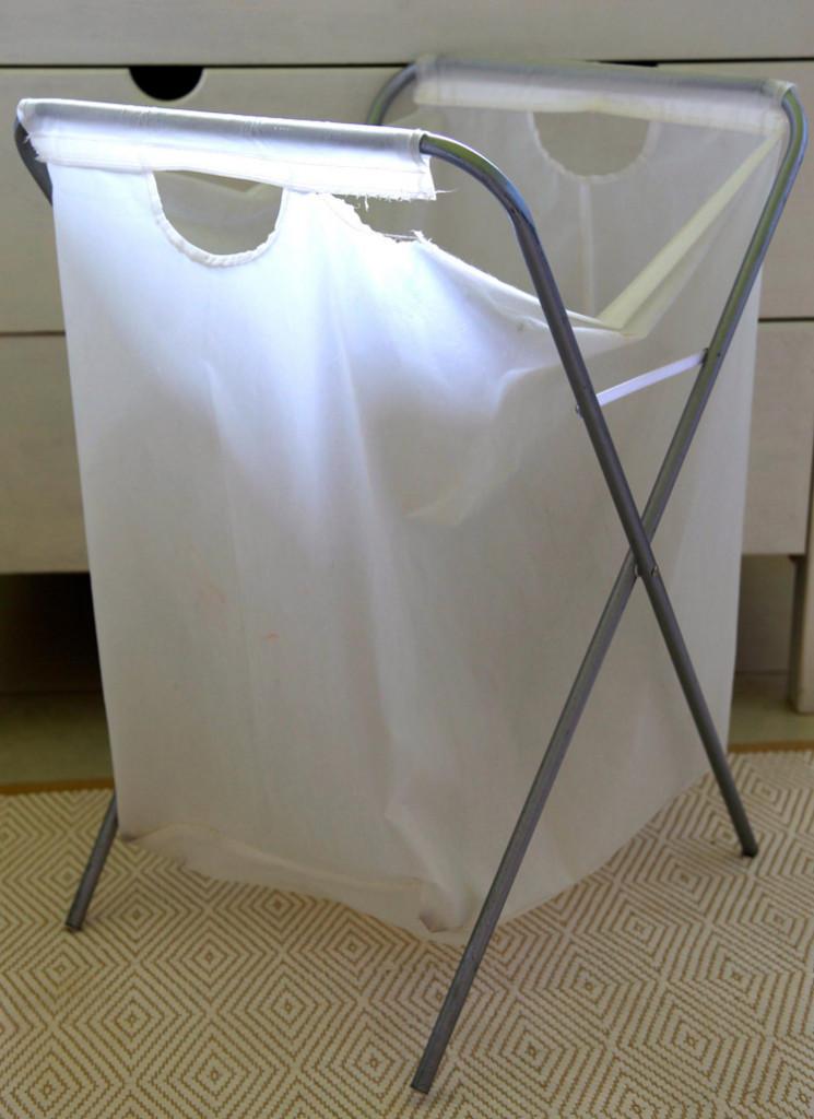 Kostenloses Schnittmuster Wäschesack von B-Patterns