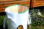 Kostenlose Nähanleitung Wäschekorb