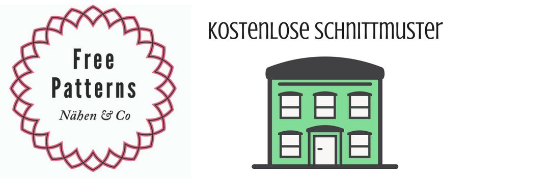 Logo Free Patterns für Schnittmuster Wohnen & Leben