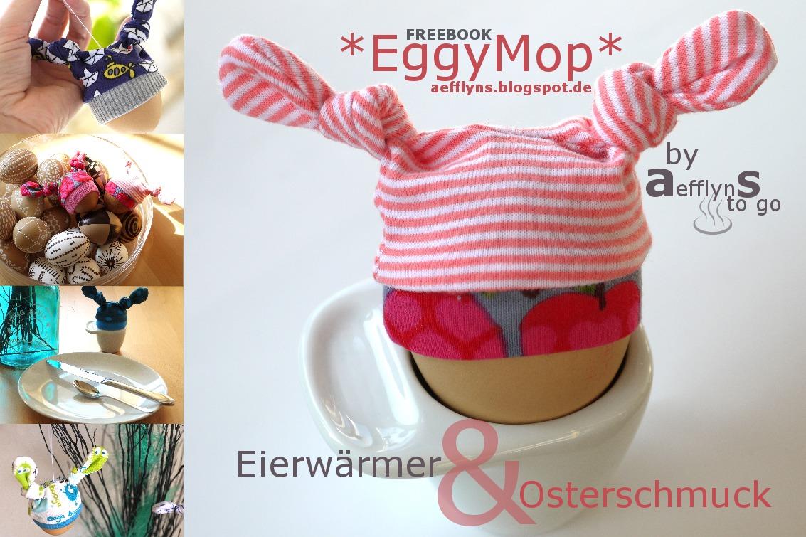 Titelbild für eine Eiermütze nach Schnittmuster von aefflynS.