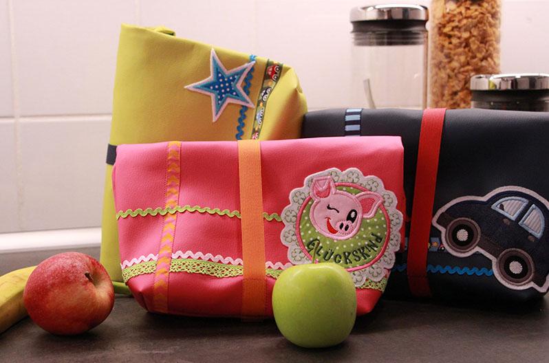 Schnittmuster Kühltasche von Stick & Style