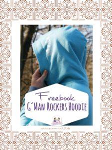 Männer-Hoodie nähen