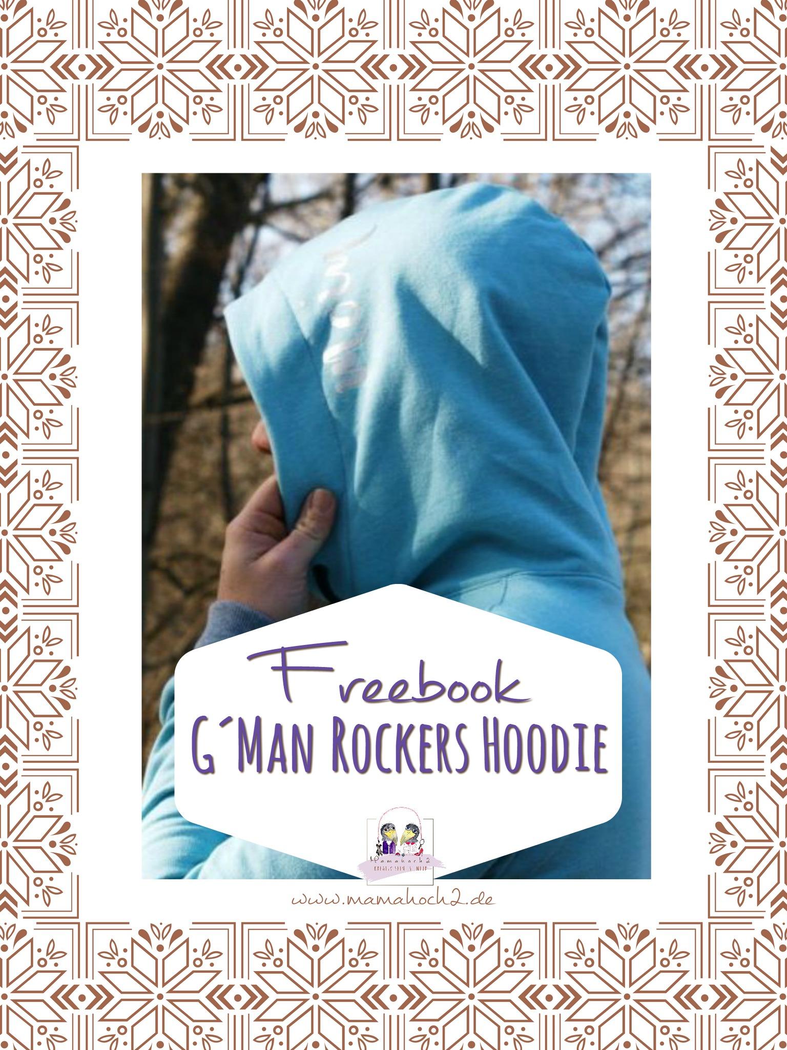 Schnittmuster Männer-Hoodie von Mamahoch2