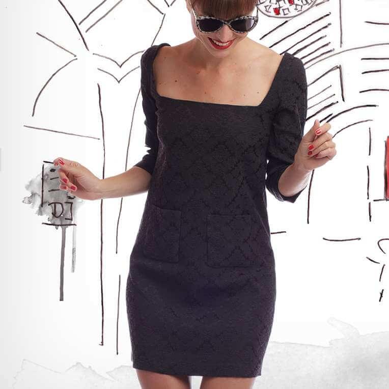 Kleidung für Frauen mit gratis Schnittmuster erstellen