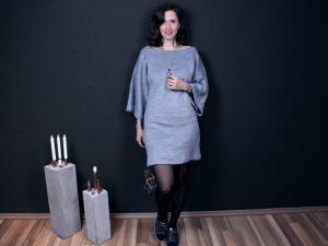 Lässiges DIY Kleid mit Nähanleitung von Stilweg nähen