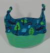 Knotenmütze für Kinder mit Nähanleitung von Dots Designs nähen