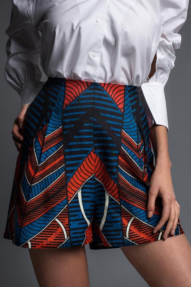 Hosenrock für Damen nähen mit Nähanleitung von Initiative Handarbeit