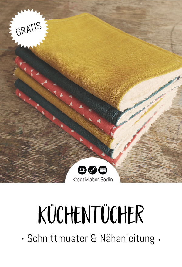 Gratis Schnittmuster Kuchentasche von Kreativlabor Berlin