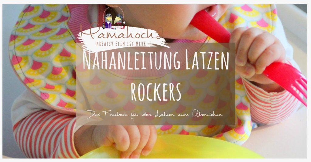 Gratis Schnittmuster Latz von Mamahoch2