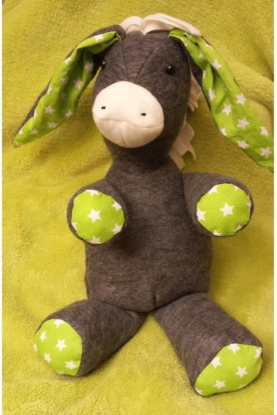 Kuscheltier Esel von Stefanie Perlenfee nähen