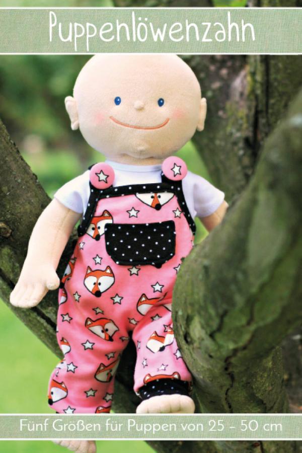 Gratis Schnittmuster Puppenkleidung