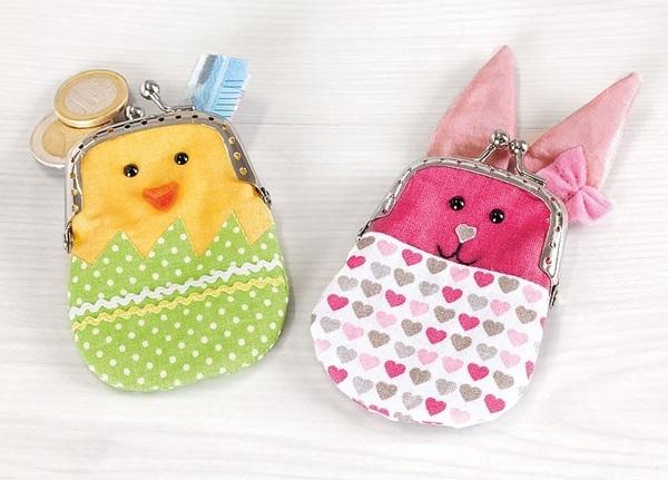 Tasche für Ostern und Frühling nähen
