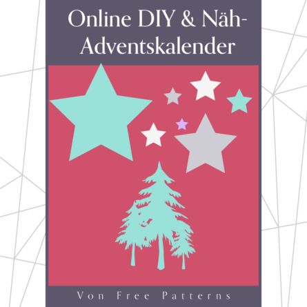 Näh- & DIY-Adventskalender online 2020