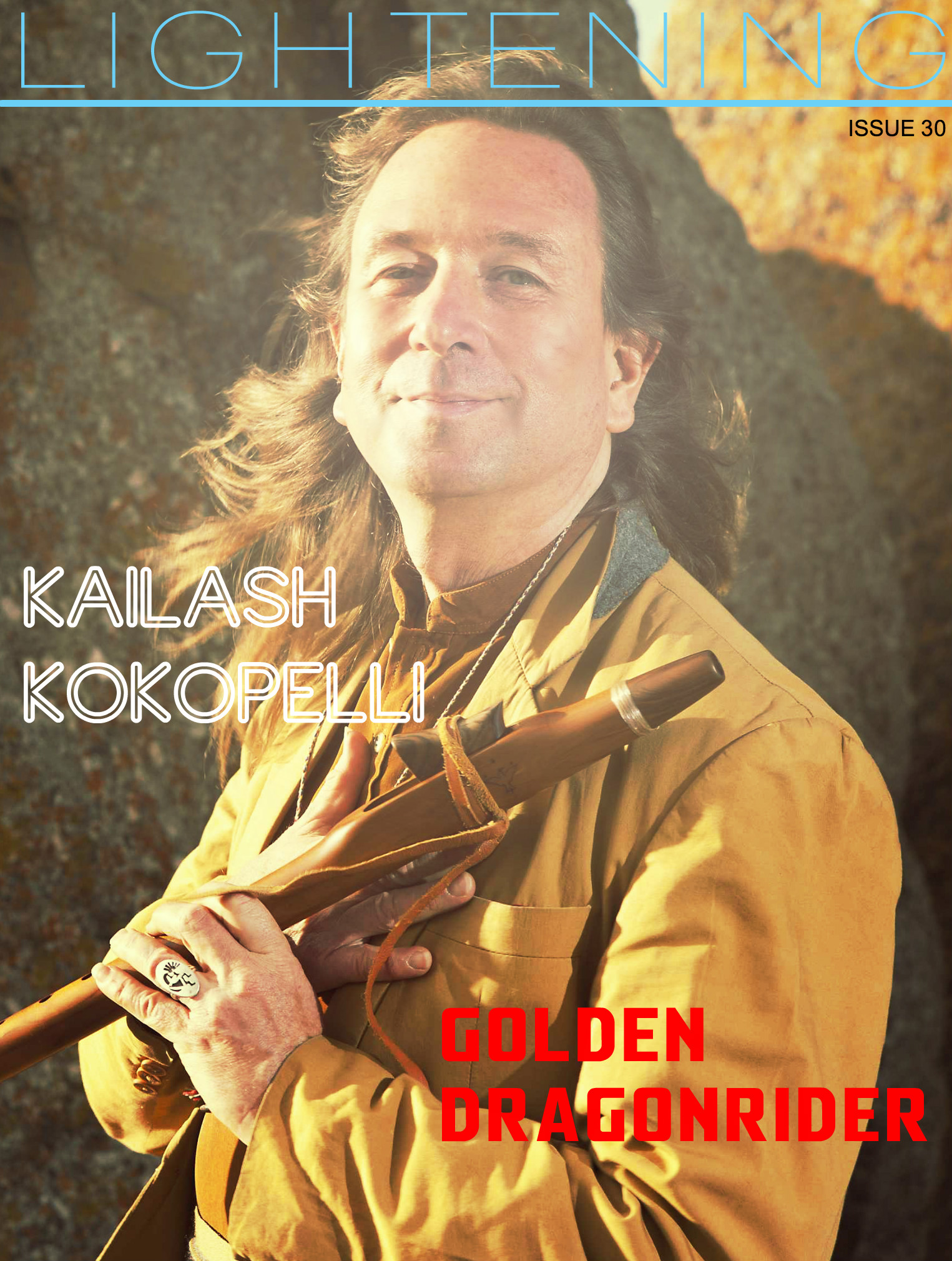 KAILASH KOKOPELLI cover