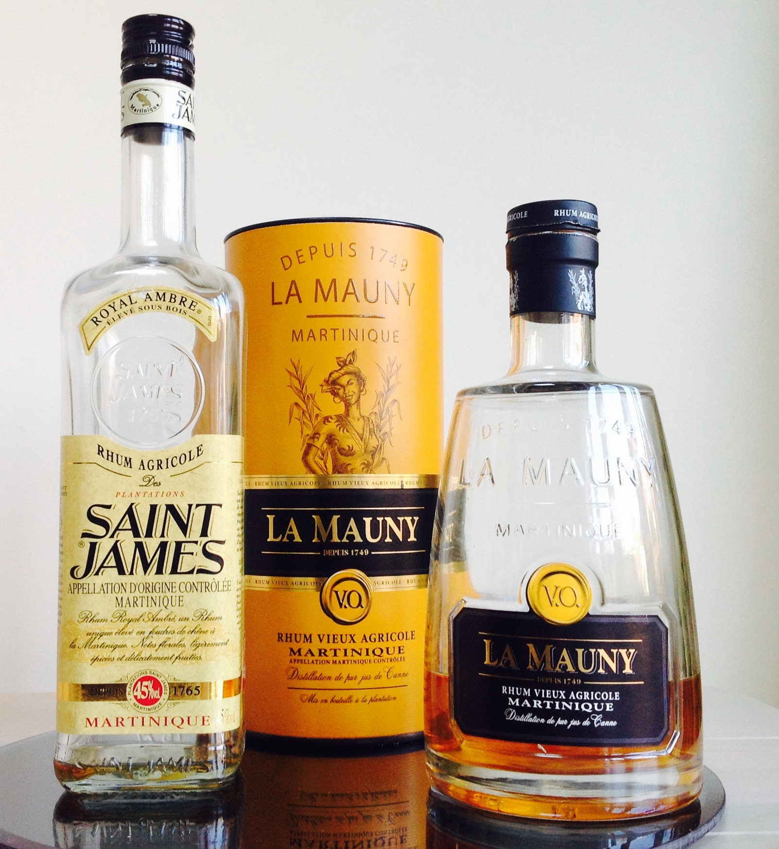 Rhum Agricole rum review by the Fat Rum Pirate
