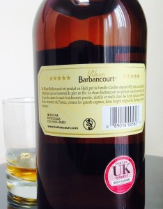 Barbancourt 5 star rum review by the fat rum pirate