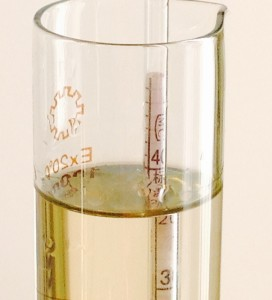 Hydrometer Tests by the fat rum pirate