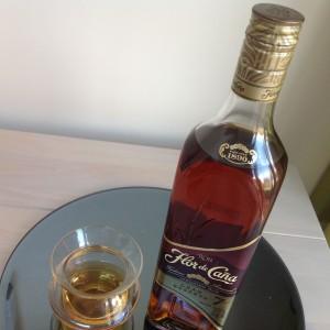 Flor De Cana 7 Gran Reserva rum review by the fat rum pirate