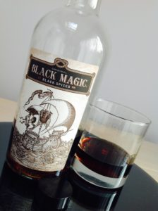 BLACK MAGIC Spced rum review by the fat rum pirate