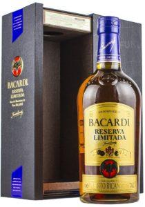 Bacardi Reserva Limitada Rum Founders Reserve Rum Review by the fat rum pirate