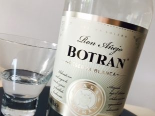 Botran Reserva Blanco Rum Review by the fat rum pirate