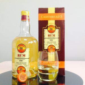 Cadenheads Epris Distillery BMC Rum Cachaca review by the fat rum pirate