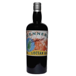 Silver Seal Dennery Superior St Lucian Rum Review by the fat rum pirat