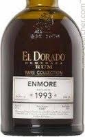 El Dorado Rare Collection Enmore Rum Review by the fat rum pirate